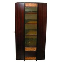 André Sornay Bookcase Art Deco, circa 1935