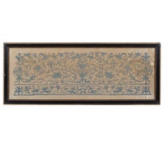 18th Century Silk Needlework