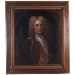 18th Century Portrait of an English Nobleman, England, circa 1750