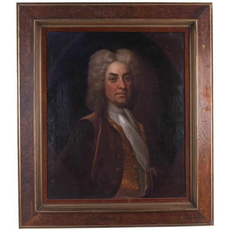 18th Century Portrait of an English Nobleman, England, circa 1750