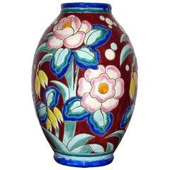 Art Deco Keramis Vase
