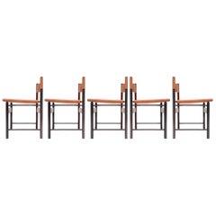 Rare Jorge Zalszupin Dining Chairs