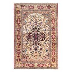 Ispahan Carpet, circa 1900