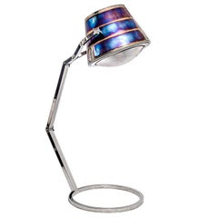 Aircraft Exhaust Standing Lamp