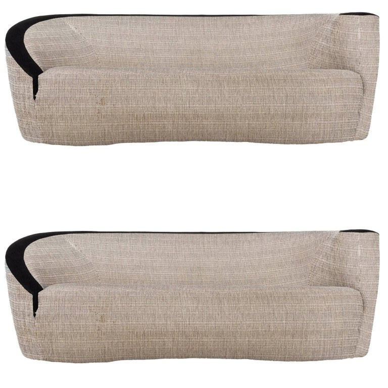 Pair of Kagan Sofas