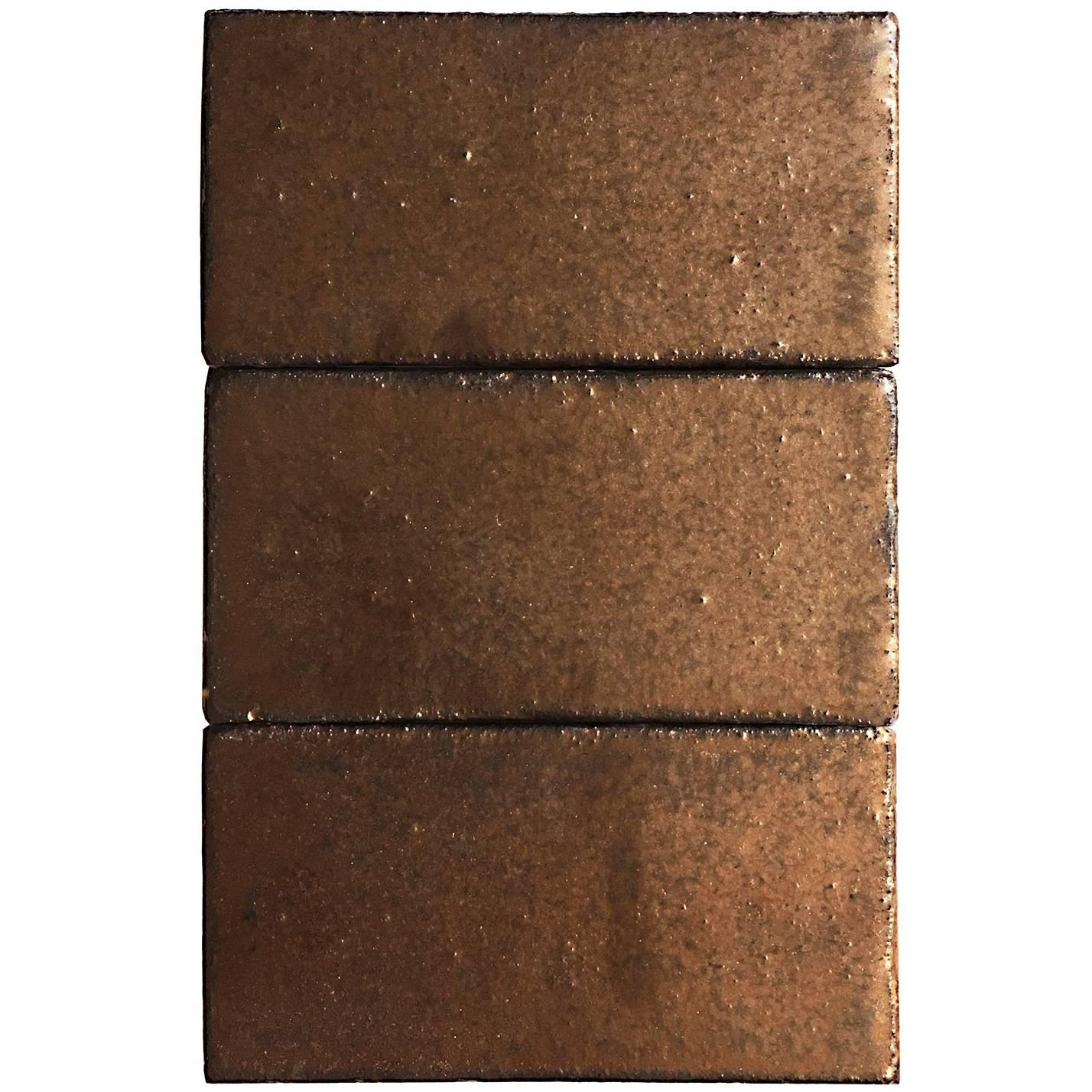 Bronze ceramic tile columbialabelsfo bronzeu0027 metallic glazed handmade ceramic tile for sale at 1stdibs dailygadgetfo Images