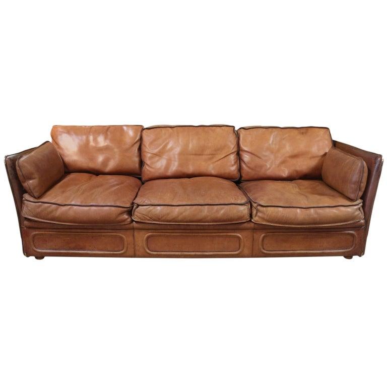 vintage roche bobois sofa at 1stdibs. Black Bedroom Furniture Sets. Home Design Ideas