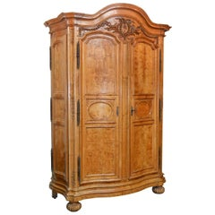 Incredible 18th Century French Armoire from Lyon