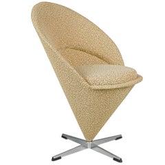 Verner Panton Cone Chair, Denmark, circa 1960