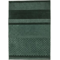 Celadon Jie Hand-Tufted Wool Area Rug by Neri & Hu Medium