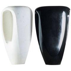 Mauro Mori Scudo Marble Vase (Ed. 8)