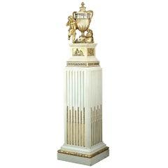 Französische Annular-Uhr von Leroy & Cie