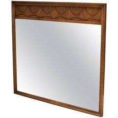 Mid-Century Broyhill Brasilia Mirror