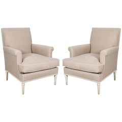 Pair of Armchairs by Maison Carlhian