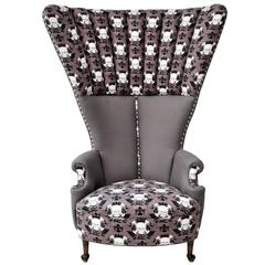 "Bespoke Fabulous ""Queen"" Chair"