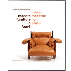 """Modern Furniture in Brazil"" Book"