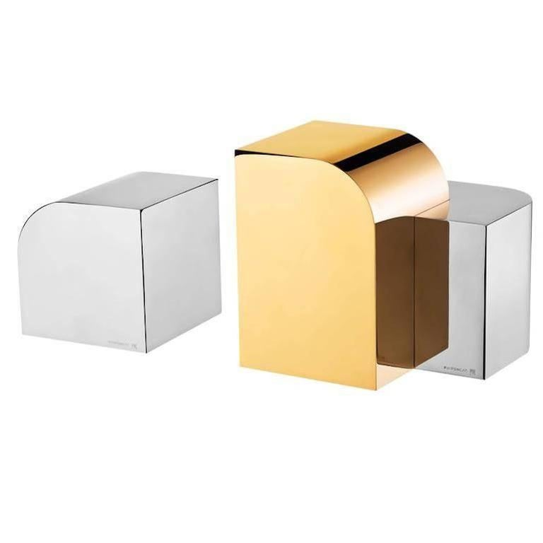 Bureau d'Architecte Bookends by Joseph Dirand & Puiforcat