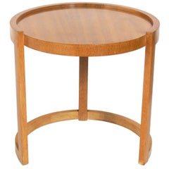 Sculptural Side or Center Table by Paul Laszlo for Brown Saltman