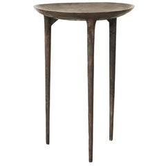 Rick Owens, Tall Brazier, Occasional Table in Bronze