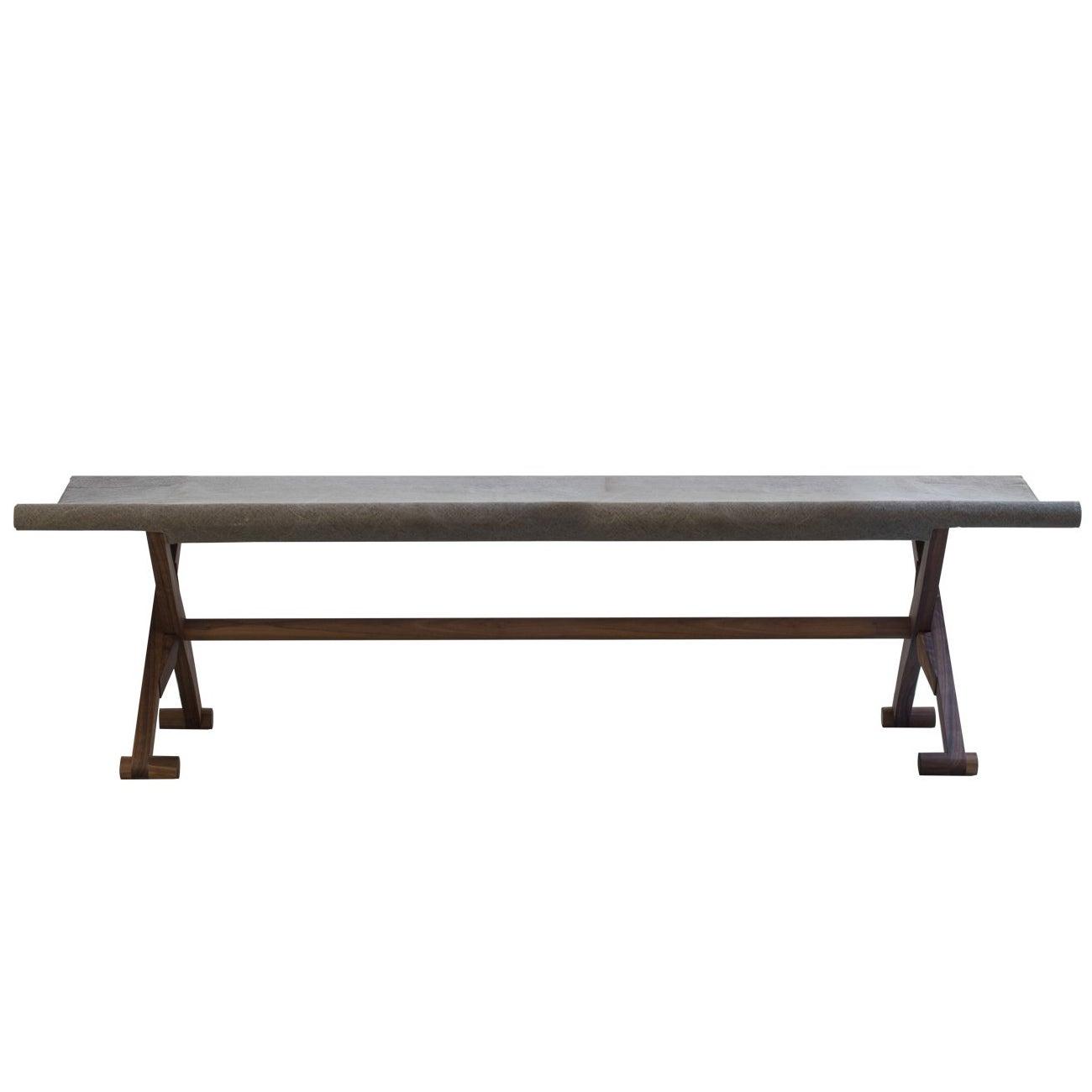 Branda Fabric Bench