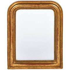 Louis Philippe Period Small Mirror