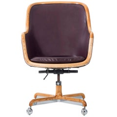 Ward Bennett Executive Desk Chair