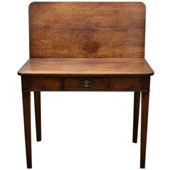 19th Century Gateleg Folding Tea Table