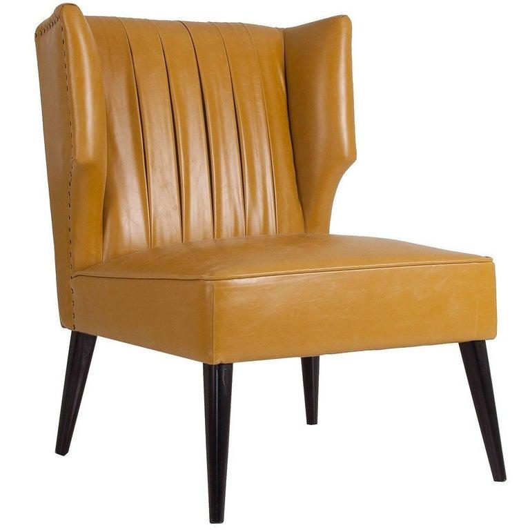 Wingback Lounge Chair