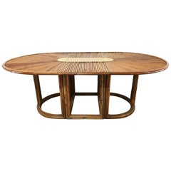 "Gabriella Crespi ""Rising Sun"" Dining Table"