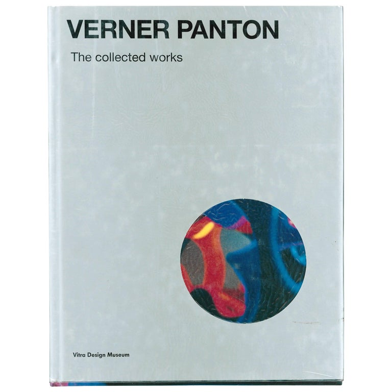 Verner Panton, the Collected Works Book