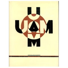 """""""UAM - Union Des Artistes Modemes"""" Book"""