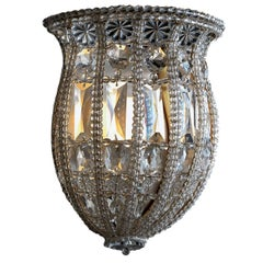 Crystal Sconce