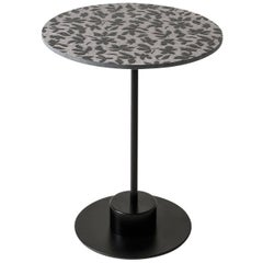 Charlie Grey and Black Coffee Table