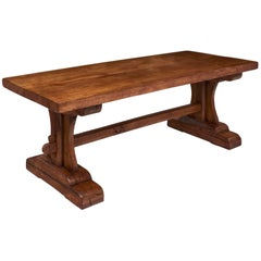 French Antique Monastery Table