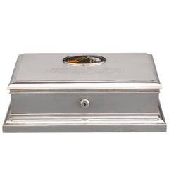 Gramophone Company Cigar Box