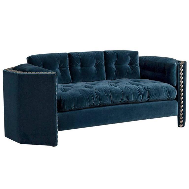 Standard octagonal framed sofa by talisman bespoke for for Sofa bespoke