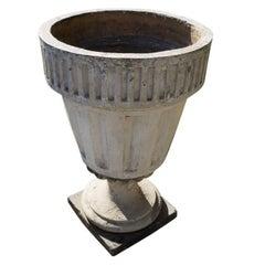 Antique Stoneware Urn, circa 1900