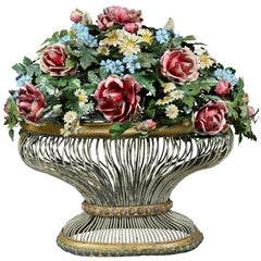 Victorian Bowls and Baskets