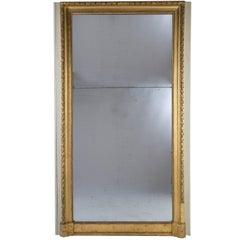 Very Large Split Plate Mirror