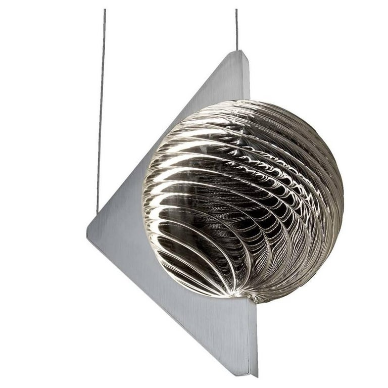 Oz Stainless Steel Ceiling Lamp