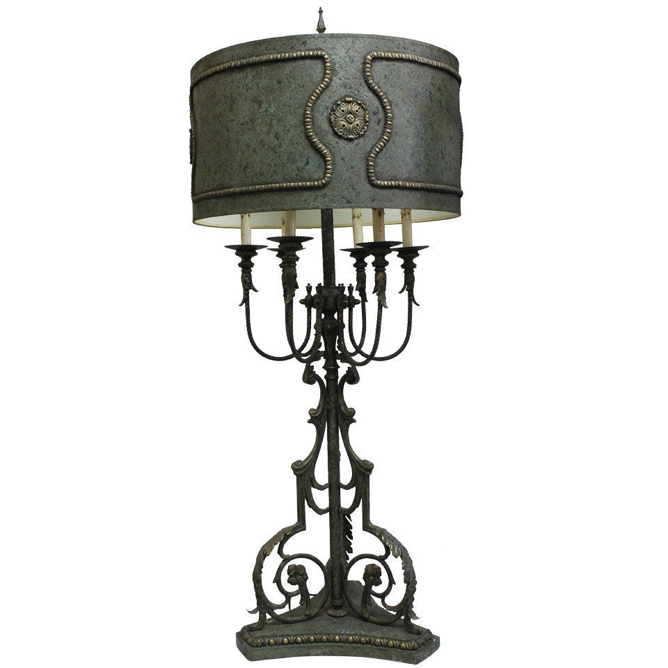 Lamp by Nardini Studio, California