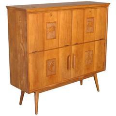 Cabinet by Louis Teeffelen for Webe