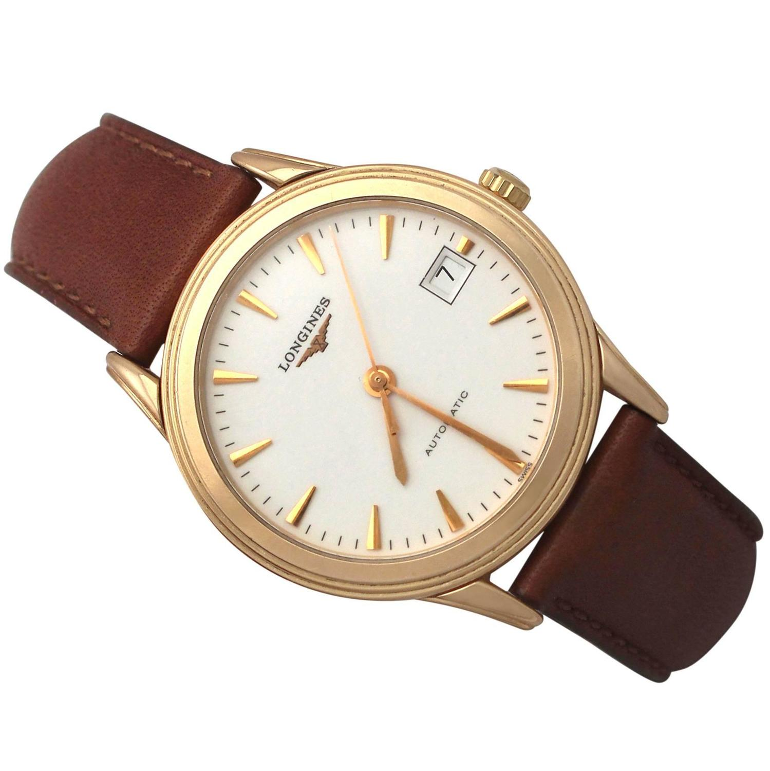 Vintage Longines Wristwatches Collectors Weekly