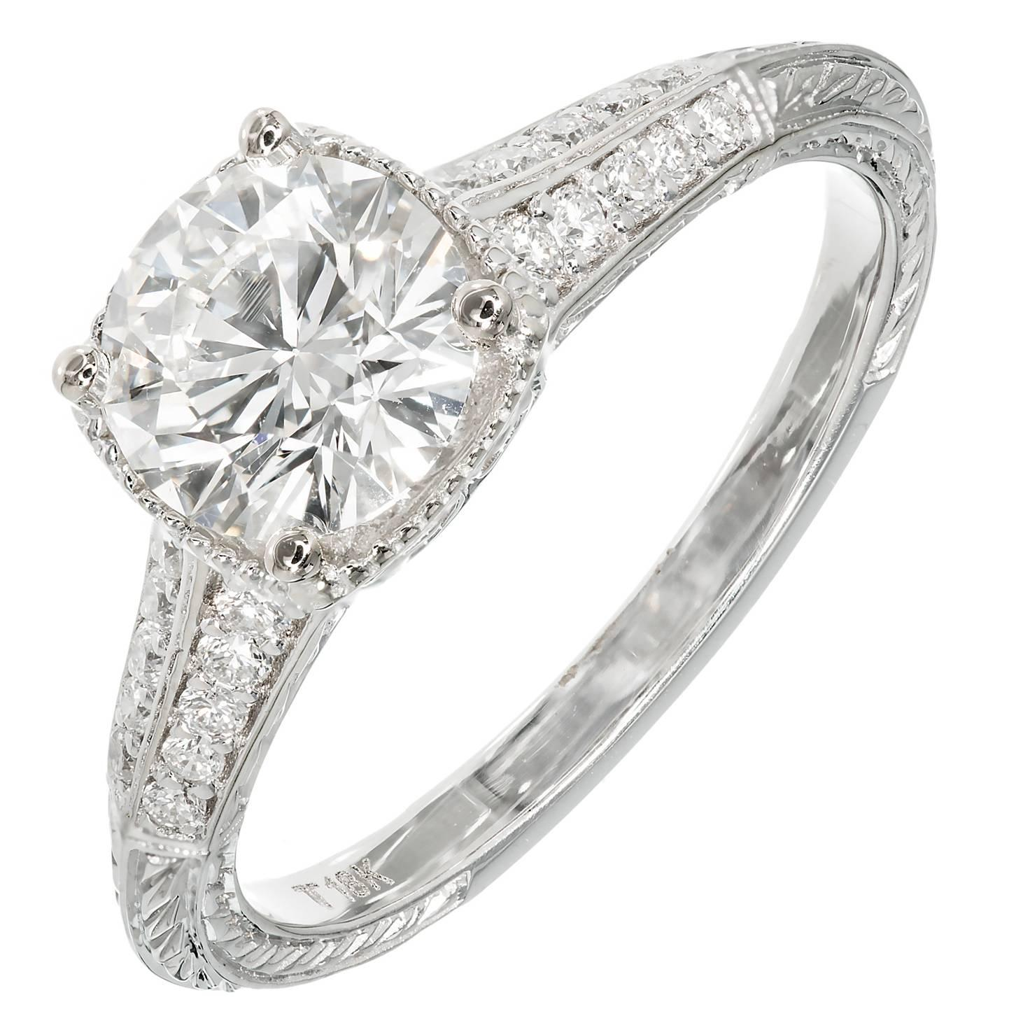 and knot ring braided engagement diamond il fullxfull listing white gold zoom
