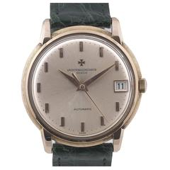 Vacheron & Constantin Automatic Vertical Indexes Gold Automatic Wristwatch