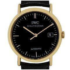IWC Portifino Rose Gold Automatic Wristwatch IW353318