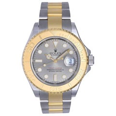 Rolex Yellow Gold Stainless Steel Automatic Wristwatch Ref 16623