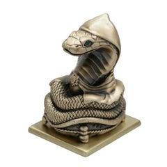 Bronze Snake by John Landrum Bryant