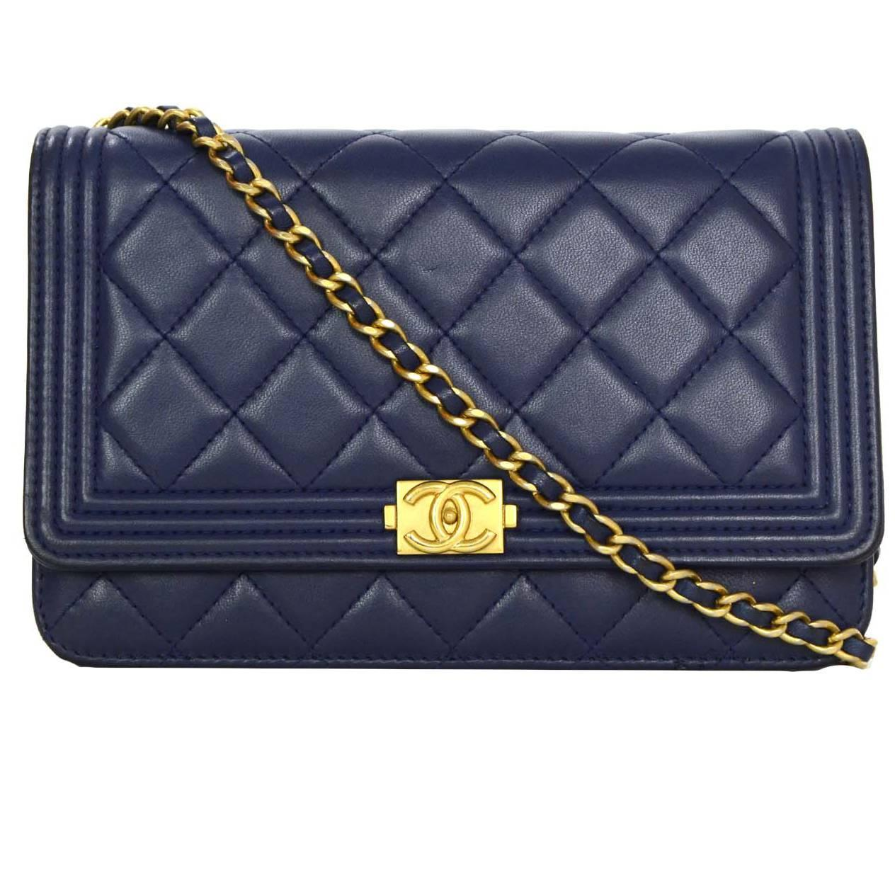 b78acb71e61c Chanel Wallet On A Chain Boy Bag   Stanford Center for Opportunity ...