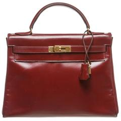 hermes Double Sens large peony red